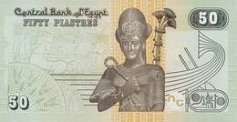 EGYPT  P. 70a 50 Ps 2017 UNC (2 Billets) - Egypte