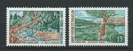 SAINT PIERRE ET MIQUELON 1969 . N°s 385 Et 386 . Neufs ** (MNH) - Neufs