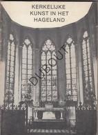 TIENEN Hageland - Kerkelijke Kunst In Het Hageland - Tentoonstelling Begijnhofkerk 1976 Tienen  (R568) - Vecchi
