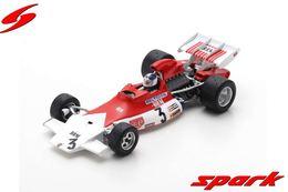 BRM P180 - Jean-Pierre Beltoise - 1st Victory Race 1972 #3 - Spark - Spark