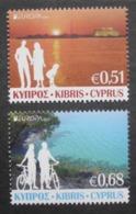Zypern        Europa  Cept    Besuchen Sie Europa  2012  ** - 2012