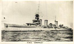 HMS Emerald - Krieg