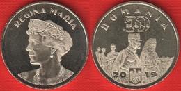 """Romania 50 Bani 2019 """"Great Union – Queen Maria"""" UNC - Romania"""