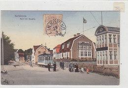 Karlskrona - Parti Frän Bergäsa - Tram - 1926           (A-142-190524) - Svezia