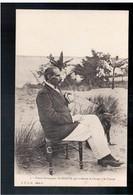 Congo Français Pierre Savorgnan De BRAZZA Qui A Donné Le Congo à La France Ca 1910 Old Postcard - Brazzaville