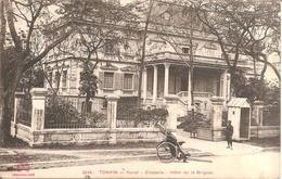 TONKIN - HANOI - Citadelle - Hôtel De La Brigade - Viêt-Nam