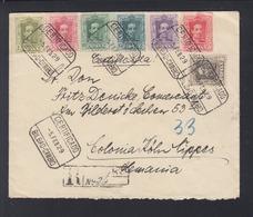 Carta Bilbao 1929 - 1889-1931 Königreich: Alphonse XIII.