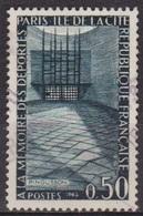 Déportation - FRANCE - Ile De La Cité, Monument Des Déportés, Paris - N° 1381 - 1963 - Usados