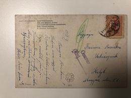 1919 Cenzur Cluj - Oorlog 1914-18