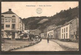 Remouchamps.Route Des Grottes.Hotel De La Grotte. Feldpost Allemand/Deutschland. Cp édition D'hotel - Aywaille