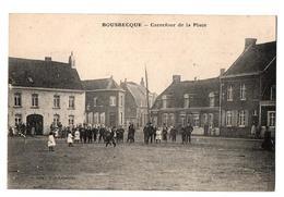 BOUSBECQUE CARREFOUR DE LA PLACE TRES ANIMEE - France
