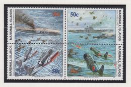 Marshall-eilanden Michel-cat  Jaar 1992 426/429 Blok Van 4 **/MNH - Marshalleilanden