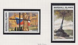 Marshall-eilanden Michel-cat  Jaar 1992 430/431 **/MNH - Marshalleilanden