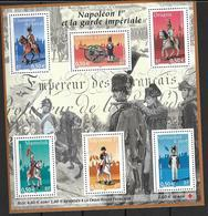 France 2004 Bloc Feuillet N° 72 Neuf Napoléon La Croix Rouge Au Prix De La Poste - Blocchi & Foglietti