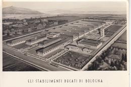 20-1607 BOLOGNA STABILIMENTO DUCATI - Bologna