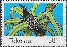 TOKELAU 1977 Birds Of Tokelau - 30c - Common Noddy MNH - Tokelau