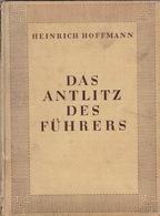 "Livre 1939 ""das Antlitz Des Führers"" Les Visages Du Fuhrer Hitler - Books"