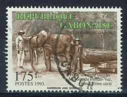 Gabon, Fernan Vaz Mission, 1993, VFU Elephant - Gabon