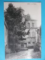 17 BURIE : Le CHATEAU, CPA , Carte En Bon état - France