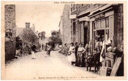22 SAINT-JACUT-de-la-MER - Rue De L'Abbaye - Saint-Jacut-de-la-Mer