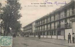 CPA 54 Meurthe Et Moselle Maxevilles Les Cités - Environs De Nancy - La Lorraine Illustrée - Maxeville