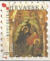 HR 2005-745 CHRISTMAS, CROATIA-HRVATSKA, 1 X 1v,SELBSTICK MNH - Croatie