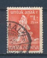 Indonesië/Indonesia/Indonésie/Indonesien 1954 Mi: 133 Yt: 87 (Gebr/used/obl/o)(4959) - Indonesia