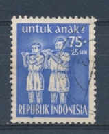 Indonesië/Indonesia/Indonésie/Indonesien 1954 Mi: 132 Yt: 86 (Gebr/used/obl/o)(4960) - Indonesia