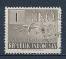 Indonesië/Indonesia/Indonésie/Indonesien 1951 Mi: 99 Yt: 52 (Gebr/used/obl/o)(4963) - Indonesia