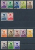 Indonesië/Indonesia/Indonésie/Indonesien 1951 Mi: 82-88, 110-117 Yt:  (Gebr/used/obl/o)(4967) - Indonesia