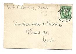 N° 30  DCa LANDEGEM 14 MAI 1878  Formaat Carte Visite - 1869-1883 Léopold II
