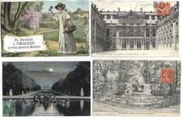 78 - Lot De 20 Cartes Postales Différentes De VERSAILLES ( Yvelines ) - Toutes Scannées. - 5 - 99 Postales