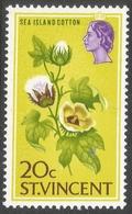 St Vincent. 1965-67 Definitives. 20c MH. SG 240 - St.Vincent (...-1979)