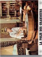 LA FOLIE DES GRANDEURS 1971 LOUIS DE FUNES YVES MONTAND ALICE SAPRITCH PAR GERARD OURY D APRES RUY BLAS DE VICTOR HUGO - Bioscoopreclame