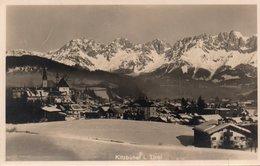 KITZBUHEL TIROL-REAL PHOTO-1931 - Kitzbühel
