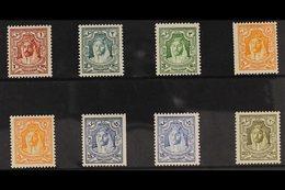 1936-39  Emir Abdullah, Re-engraved Perforation Variants Inc Perf 13½ X 13 1m, 2m, 3m, 5m, 15m & 20m Plus Both Coil Issu - Jordan