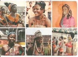 NIGERIA  -  DONNE AFRICANE - Nigeria