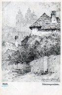 MELK-NIBELUNGENLANDE-1919 - Melk