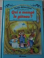 """Livre Petit Détective """"Qui A Mangé Le Gateau ?"""" - Books, Magazines, Comics"""
