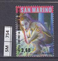 SAN MARINO  2014Lotta Contro L Violenza 3,60 Usato - San Marino
