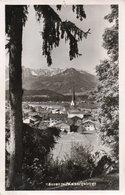 KOSSEN MIT KAISERGEBIRG-REAL PHOTO-1953 - Kitzbühel