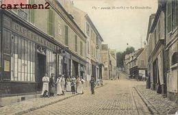 JUVISY LA GRANDE-RUE 91 - Juvisy-sur-Orge