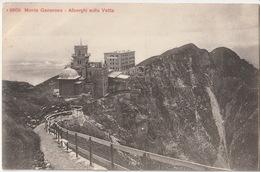 Monte Generoso-alberghi Sulla Vetta - TI Tessin