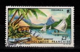 Polynesie  - YV PA 9 Oblitere Cote 4 Euros - Gebruikt