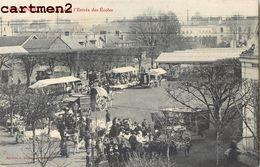 ESSONNE LE MARCHE ET L'ENTREE DES ECOLES 91 - Essonnes