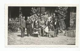 Photographie 01 Ain Pérouge  1934  Photo 7x11,5 Cm Env - Luoghi