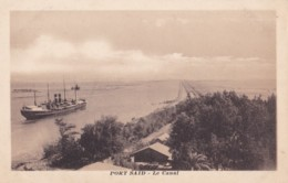 AN53 Port Said, Le Canal - Port Said