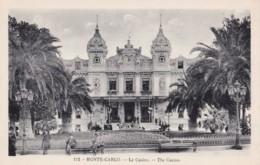 AN53 Monte Carlo, The Casino - Casino