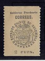 Colombie Cucuta N°2 - Neuf * Avec Charnière - TB - Colombia