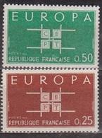 Europa - FRANCE - CEPT - N° 1396-1397 ** - 1963 - Nuevos